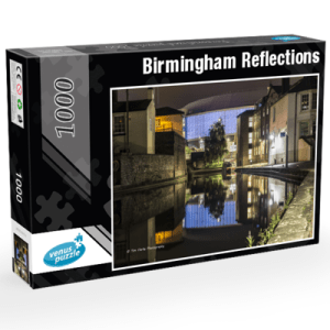 Birmingham Reflections 1,000pc Jigsaw Puzzle.