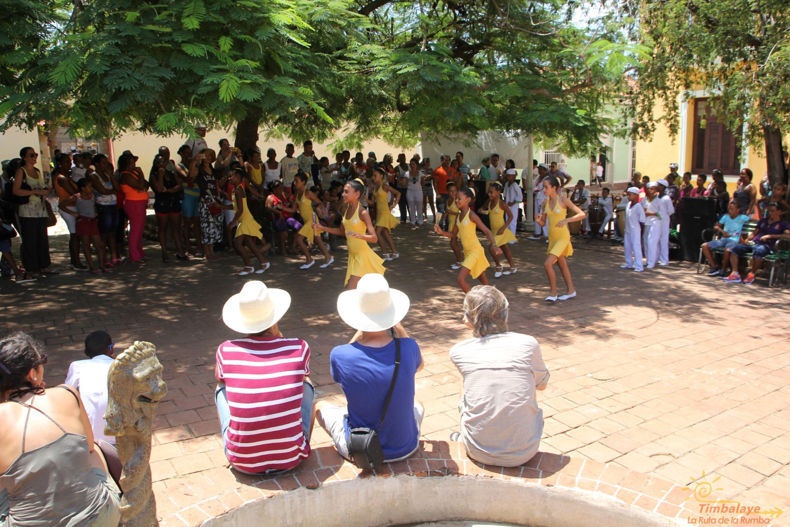 La Rumba como Patrimonio Cultural