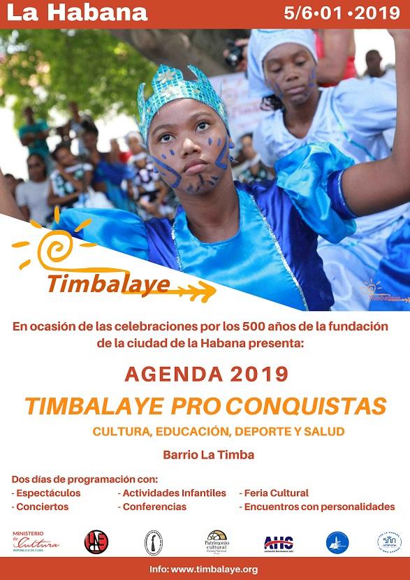 Timbalaye 5 y 6 de Enero de 2019