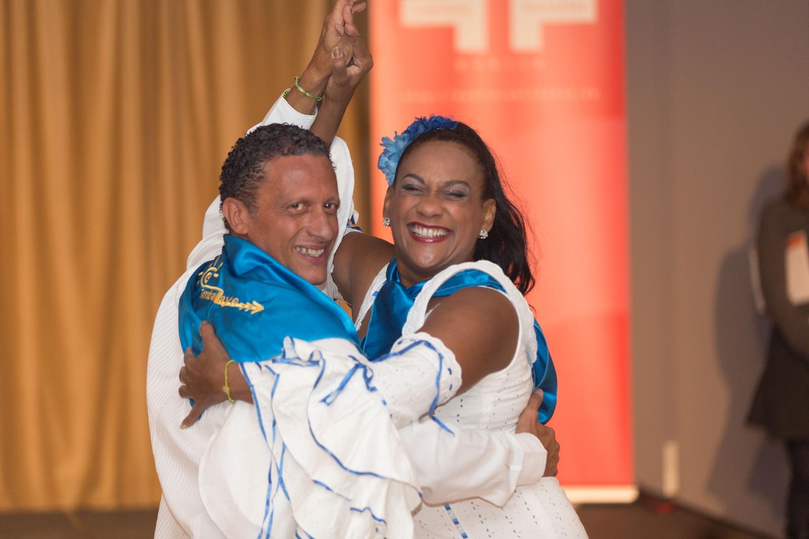 Timbalaye en Dublín para las celebraciones del día de la cultura cubana