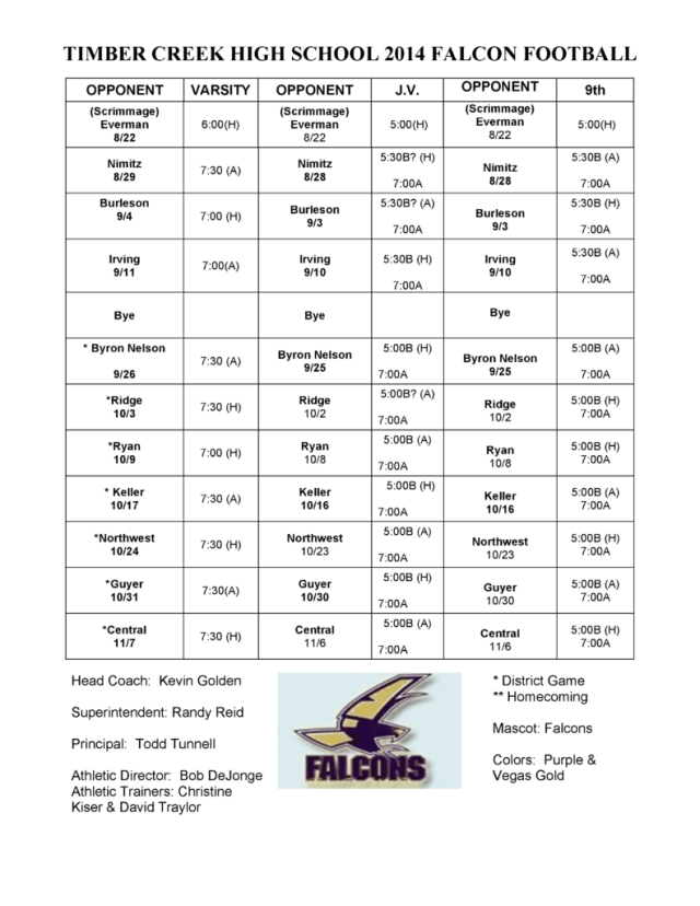 2014 TC Tentative Master Football Schedule-page1