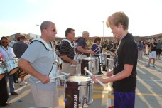 Band Parent Practice