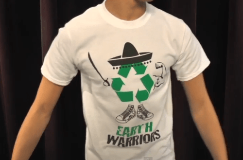 earth-warriors