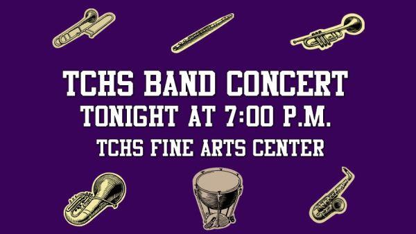 band concert tonight