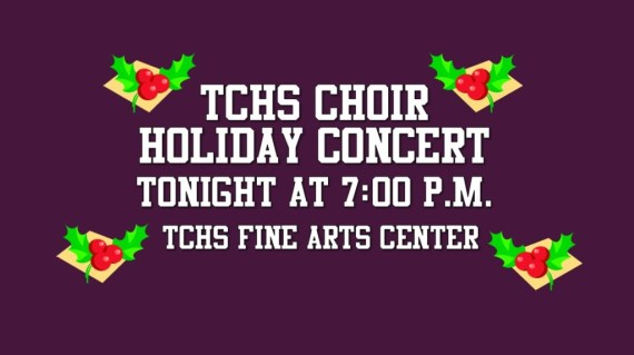 tchs choir concert tonight
