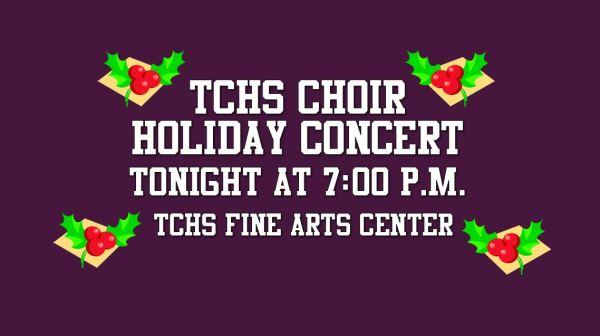 tchs choir concert tonight