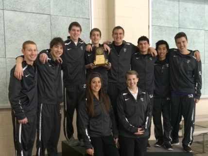 Districts Swim Dive