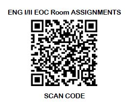 QR Code Eng I and II assignments