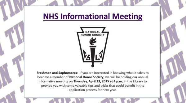 nhs meeting