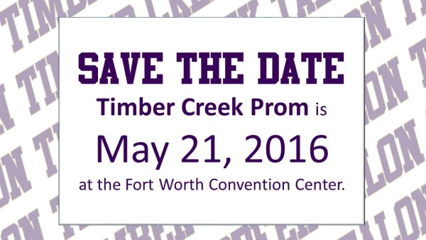 timber creek prom