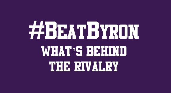 beat byron rivalry