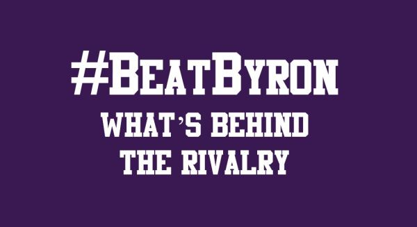 beat byron rivalry