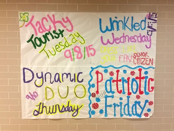homecoming-week-dress-up-days