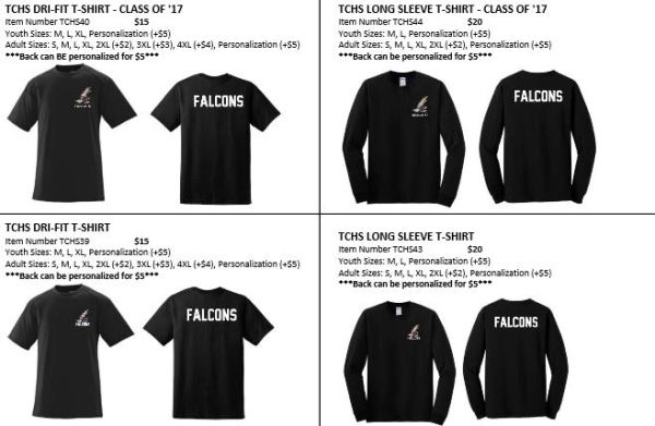 junior class spirit wear