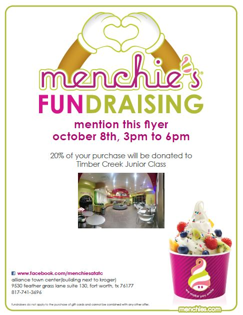 menchies flyer oct 8 juniors
