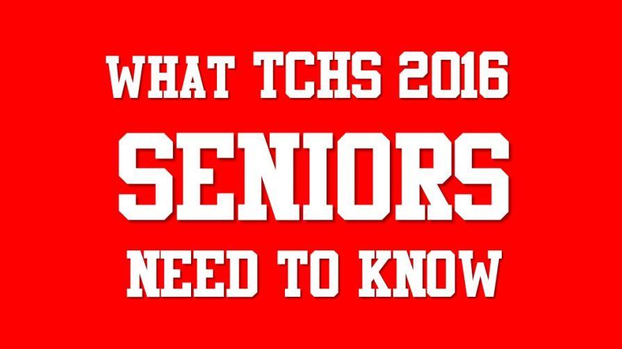 tchs senior corner 2016