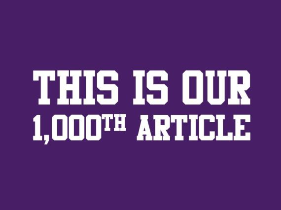 1000th article