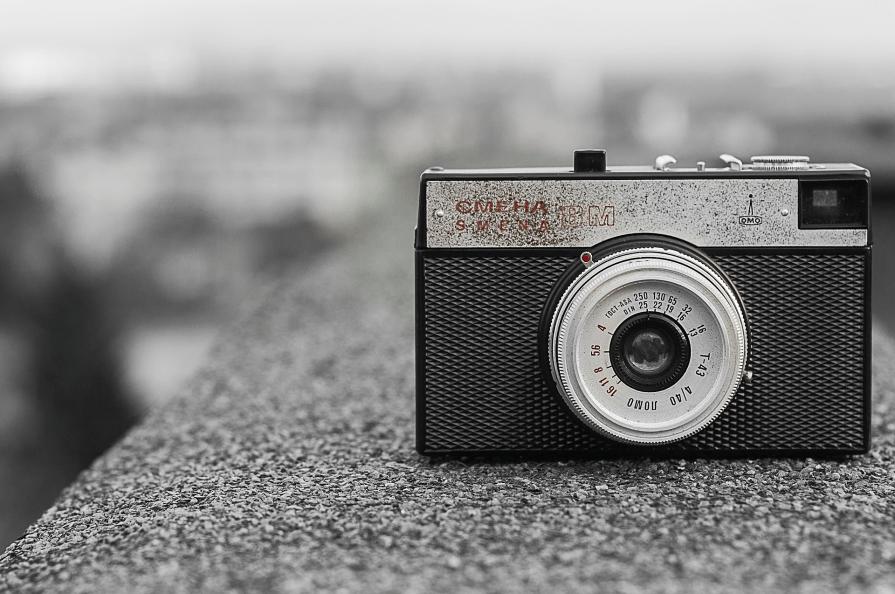 Generic camera image.