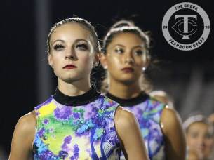 Photos from the 2017 Keller ISD Marching Band Expo. (Photos by The Creek Yearbook photographer Bailey Brunelle.)