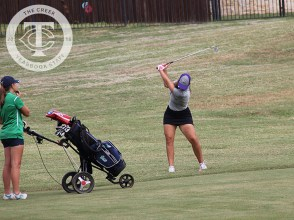 Photos from an Oct. 20, 2017 golf tournament. (Photos by The Creek Yearbook photographers.)