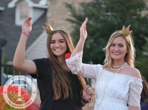 Photos from the Oct. 12, 2017 Homecoming Parade from The Creek Yearbook photographer Emma Thornton.