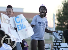 Photos from the Oct. 12, 2017 Homecoming Parade from The Creek Yearbook photographer Alexa Evans.