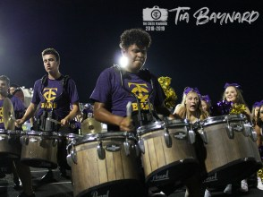 Photos from the August 30, 2018 varsity Falcon Football game versus Rockwall Heath. (Photos by The Creek Yearbook Photographer Tia Baynard)