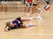 Timber Creek varsity volleyball defeats Central on Sept. 14, 2018. (Photos from The Creek Yearbook photographer Lauren Graham.)
