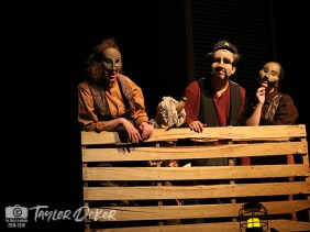 """Photos from the Sept. 17, 2018 dress rehearsal of Timber Creek Theatre's """"The Old Man and the Old Moon."""" (Photos from The Creek Yearbook photographer Taylor Deker.)"""