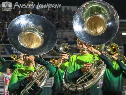 Bands throughout Keller ISD showed off their marching shows and performed at the annual Band Expo on Oct. 2, 2018. View photos from The Creek Yearbook photographer Ainsley Lawhorne.