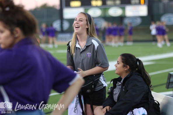 Photos from the Oct. 26, 2108 varsity football game between Timber Creek and Fossil Ridge. (Photos by The Creek Yearbook photographer Lauren Graham.)
