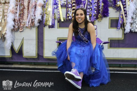Photos from the Oct. 18, 2018 Homecoming football game from The Creek Yearbook photographers. (Photos by Lauren Graham) Buy your own copy of this or other images from The Creek Yearbook via SmugMug. Click here to browse photos.