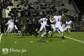 Photos from the Oct. 26, 2108 varsity football game between Timber Creek and Fossil Ridge. (Photos by The Creek Yearbook photographer Peyton Lea.)