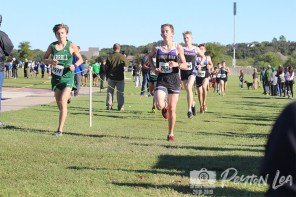 Photos from the Oct. 11 District Cross Country meet. (Photos by The Creek Yearbook photographer Peyton Lea.)