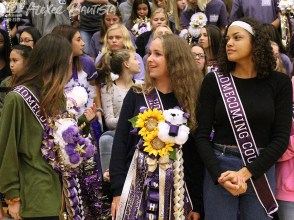 Photos from the Oct. 18, 2018 Homecoming Pep Rally from The Creek Yearbook photographers. (Photos by Alexee Bautista)