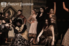 """Photos from the dress rehearsal of Timber Creek Theatre's """"The Addams Family"""" from The Creek Yearbook photographer Ainsley Lawhorne."""