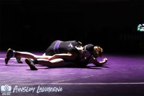 Photos from Wrestling match against Rockwall Heath on Jan 9. ( Photos by The Creek Yearbook Photographer Ainsley Lawhorne)