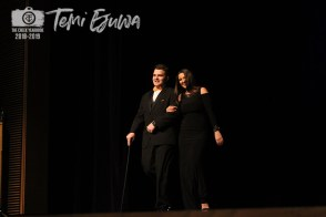 Photos from the senior fundraiser Mr.Falcon pageant on Feb.1, 2019. (Photo by The Creek Yearbook photographer Temi Ejuwa)