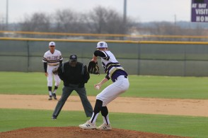 Photos from Varsity Baseball Game on March 8 (Photo by The Creek Yearbook Photographer Conner Chance)