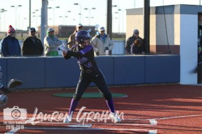 Photos from the Varsity softball game vs. Eaton High School (Photo by The Creek Yearbook Photographer Lauren Graham)