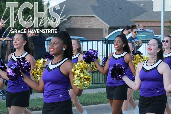 Photos from the Sept. 9, 2019 Homecoming Parade and Carnival at Timber Creek High School. (Photos by The Creek Yearbook photographer Grace Havenstrite.)