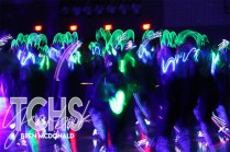 Photos from the Lights Out Pep Rally on Oct. 25. (Photo by The Creek Yearbook photographer Bren McDonald)