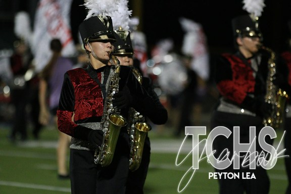 Photos from the Sept. 26, 2019 Gold Out Football Game. (Photos by The Creek Yearbook photographer Peyton Lea.)