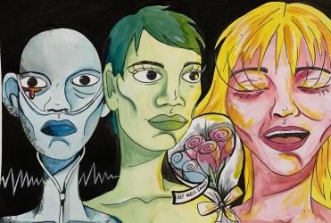 Varsity Painting, 1st place