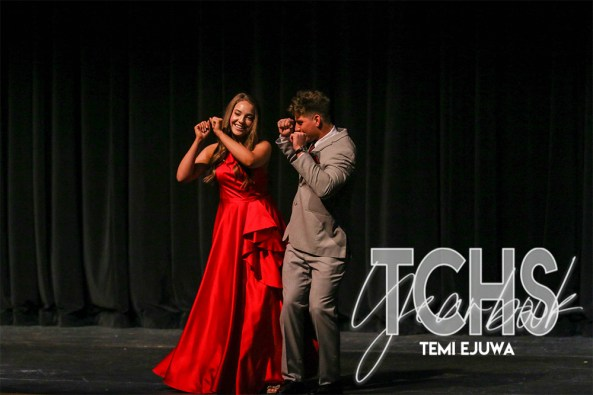 Photos from the senior fundraiser Mr.Falcon pageant on Feb.7, 2020. (Photo by The Creek Yearbook photographer Temi Ejuwa)