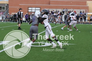 Photos from the JV football game vs. West Mesquite on Oct. 15. (Photo by The Creek Yearbook photographer Mason Bass)