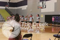 Photos from the varsity volleyball game on Oct.16 vs. Central. (Photo by The Creek Yearbook photographer Mason Bass)o