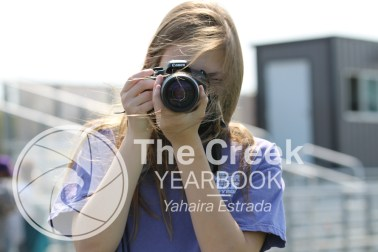 Photos from the Oct. 3 JV football game vs. Burleson. (Photo by The Creek Yearbook Photographer Yahaira Estrada)