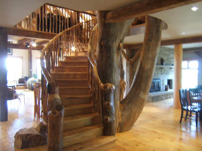 Award Winning Timber Frame House In Little Harbour Nova Scotia