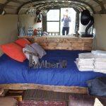 Camping glamping pod project uk